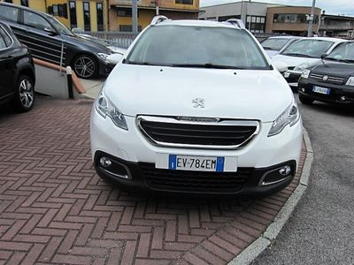 second-hand Peugeot 2008 - 2014 active 92 cv hdi