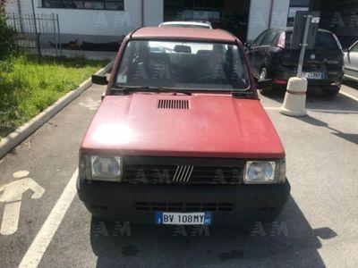 begagnad Fiat Panda 1100 i.e. cat College