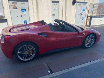 usata Ferrari 488 488Spider