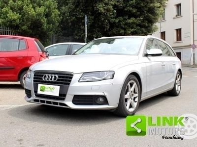 used Audi A4 Avant 2.0 TDI 143CV F.AP. Advanced