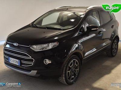 brugt Ford Ecosport 1.0 ecoboost Titanium S 125cv