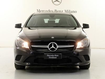 usata Mercedes CLA200 CDI Automatic Business SB