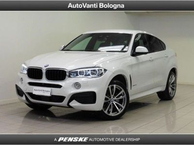 used BMW X6 (F16/F86) xDrive30d 249CV Msport