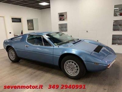 usata Maserati Merak 3.000 SS V6 220 cv. coupè 2+2 *1976 *ASI *EPOCA