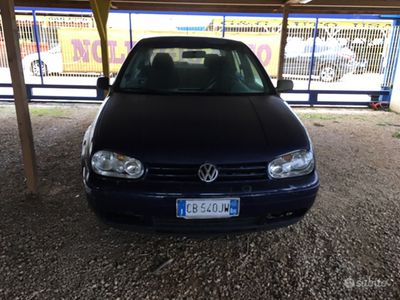 usata VW Golf Golf 1.9 TDI/101 CV cat 5 porte