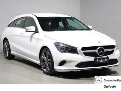 usata Mercedes CLA200 d S.W. Auto Sport Navi rif. 12288771