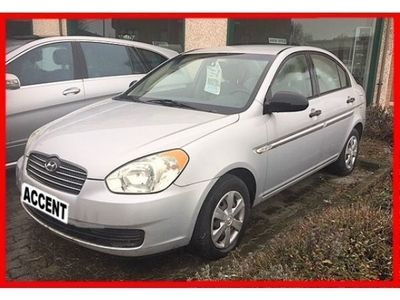 used Hyundai Accent 1.5 CRDi VGT 4p. Style