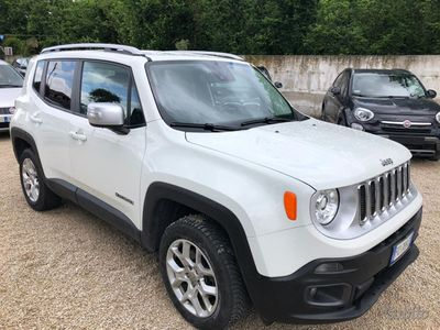 usata Jeep Renegade 2.0 limited