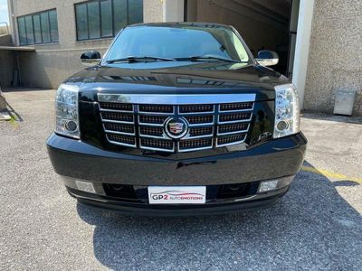 usata Cadillac Escalade 6.2 v8 aut. sport luxury 1 proprietario gpl stupenda