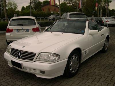 usata Mercedes 280 SLcabrio