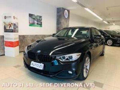 usata BMW 420 Gran Coupé 420 i xDrive Msport Benzina