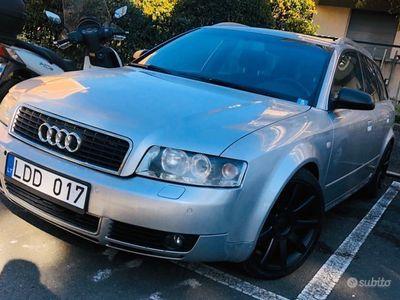 usata Audi A4 Avant 2.5 V6 TDI automatic