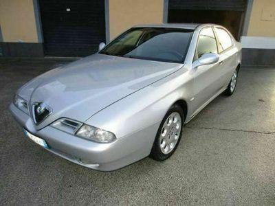 usata Alfa Romeo 166 2.4 JTD cat Distinctive C/VENDITA NON INCIDENTATA