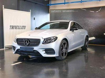 usata Mercedes 220 Classe E Coupè Couped Premium 4matic auto