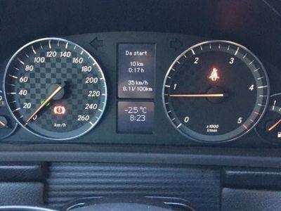 usado Mercedes CLC220 CDI Sport del 2008 usata a Guspini