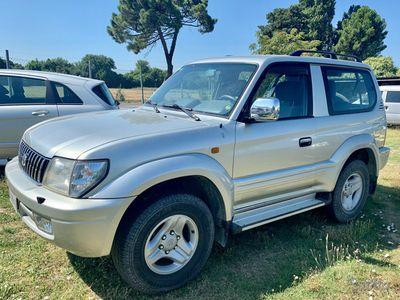 usata Toyota Land Cruiser con marce ridotte