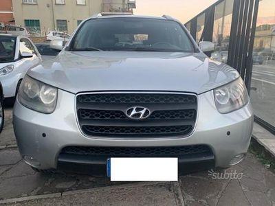 brugt Hyundai Santa Fe 2.2 CRDi VGT Dynamic 5 p.ti