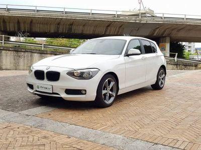 usata BMW 116 d 5p. Unique