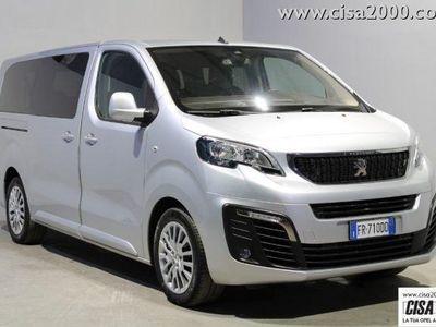 usado Peugeot Traveller BlueHDi 180 S&S EAT6 Long Business