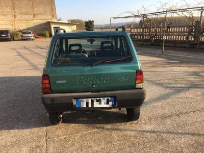 käytetty Fiat 1100 i.e. cat 4x4 Trekking