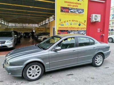 usata Jaguar X-type 20 tdi 2003 buone condizioni