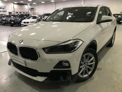 usata BMW X2 sDrive18d Business-X del 2019 usata a Saronno