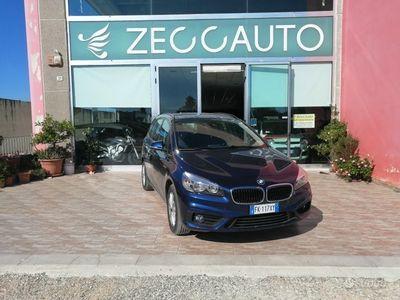 usata BMW 218 Serie d 7 posti 35.000 km