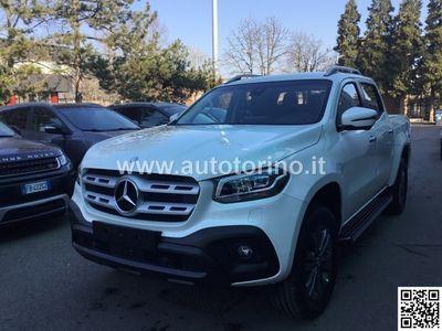 usado Mercedes X250 - BENZ VAN CLASSE Xd 4MATIC