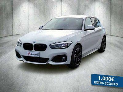 usata BMW 116 SERIE 1 (5 PORTE) d Msport 5p