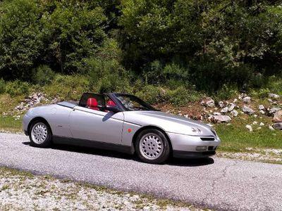 usata Alfa Romeo Spider 3.0i V6 cat L Hard top,Libretto Service