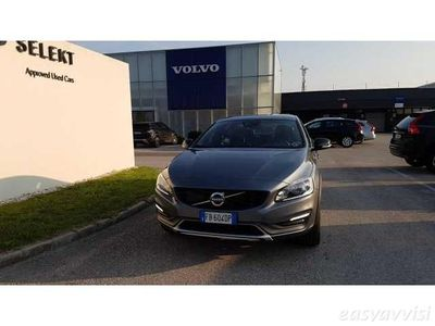 brugt Volvo S60 CC d4 awd geartronic summum diesel