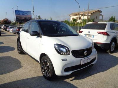 brugt Smart ForFour 70 1.0 Passion Twinamic