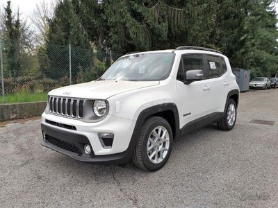 usata Jeep Renegade 1.3 t4 Limited fwd 150cv ddct