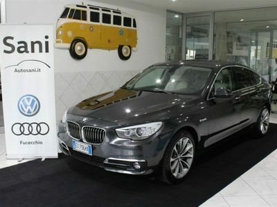 usata BMW 520 Gran Turismo d Unico Proprietario