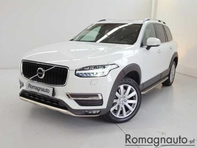 brugt Volvo XC90 D5 AWD Geartronic 7 posti Momentum - Xenon - Pelle