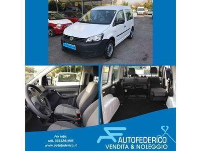 used VW Caddy 1.6 TDI 102 CV 5p. Comfortline
