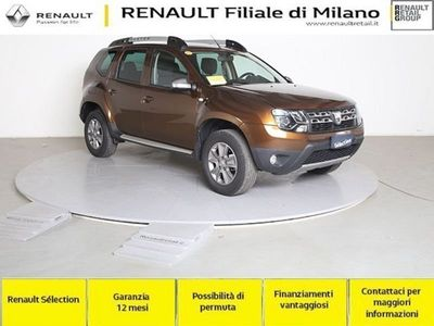 begagnad Dacia Duster 1.5 dCi 110CV S&S 4x2 Lauréate Family N1