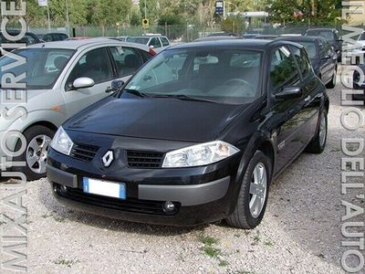usata Renault Mégane 1.6 83kw Benzina