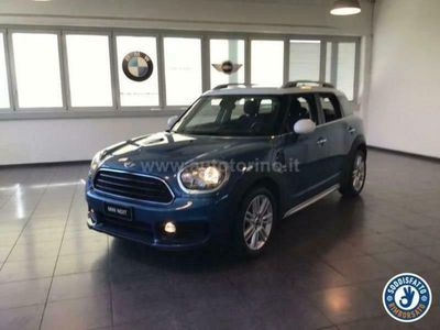 usata Mini Cooper D Countryman COUNTRYMAN 2.0 Boost