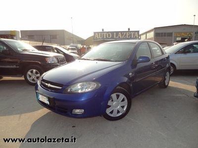 usata Chevrolet Lacetti 1.4 16v 5 Porte Sx Garanzia 1 Anno Usato