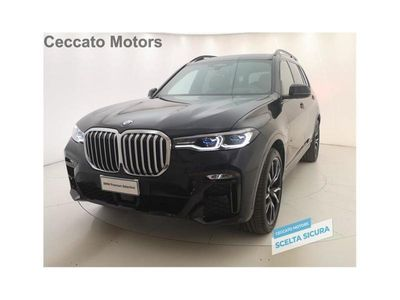 usata BMW X7 xDrive40i