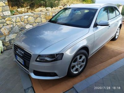 usata Audi A4 A4Avant 2.0 TDI 120CV F.AP. Start Amb.