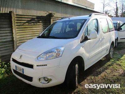 usata Peugeot Partner Tepee 1.6 HDi 92CV 4X4 Active En