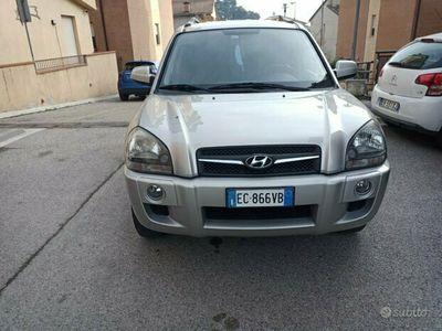 usata Hyundai Tucson BIFUEL GPL