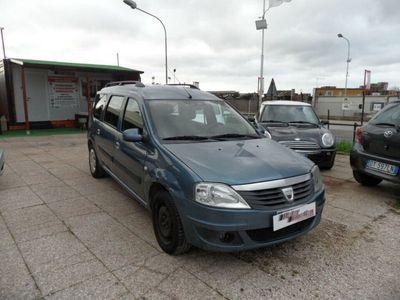 usata Dacia Logan 1.6 benz./gpl