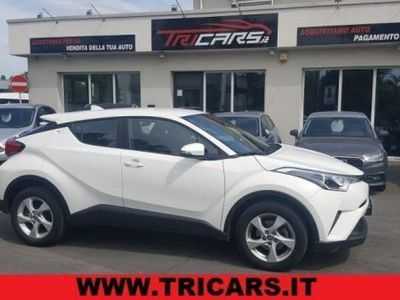 brugt Toyota C-HR 1.2 Turbo Active PERMUTE