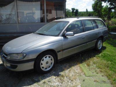 usata Opel Omega 2ª SW 2.0 16V ISCRITTA ASI PERFETT 1995