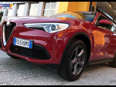 usata Alfa Romeo Crosswagon Stelvio 2.0 Turbo 280 CV AT8 Q4 Super