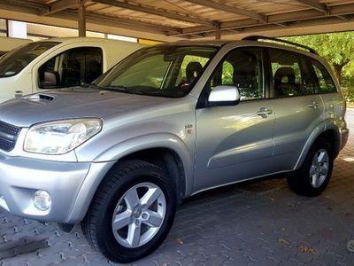 usata Toyota RAV4 2.0 Tdi 4x4 Unico Proprietario