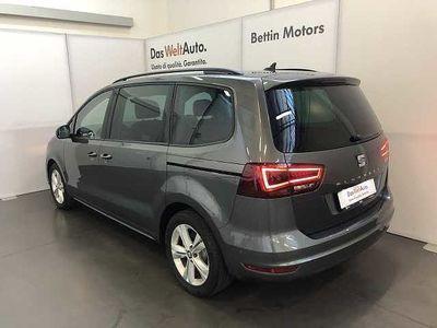 begagnad Seat Alhambra 2.0 TDI 150 CV CR DSG Advance del 2018 usata a Piove di Sacco